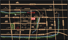 龙厢首府配套图
