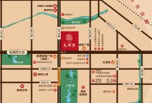 中国铁建·嬴兴园配套图