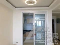 (莱芜区)皇庭港湾2室2厅1卫105m²精装修