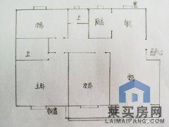 (莱芜区)御花园3室2厅2卫115万157.6m²精装修出售